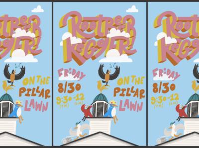 Rootbeer Kegger poster