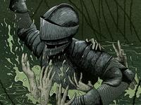 Outlandish Knight Dribble Shot
