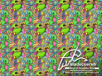 Funny pattern