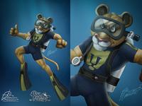 Puma Diver-Buzo