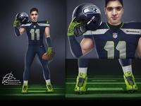 Seahawks Fanart