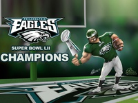 Eagles Nfl Champions