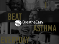 BreatheEasy- A UX Case Study