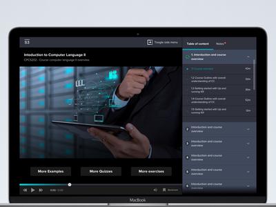 S3 Adaptive learning platform