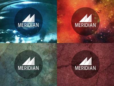 Meridian Logo Alternates