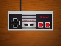 NES Controller Revised