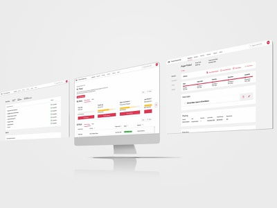 Product Management Tool productdesign design wireframe ux ui