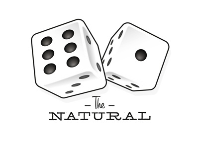 The Natural logo tattoo