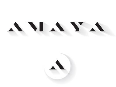 Amaya Logo identity