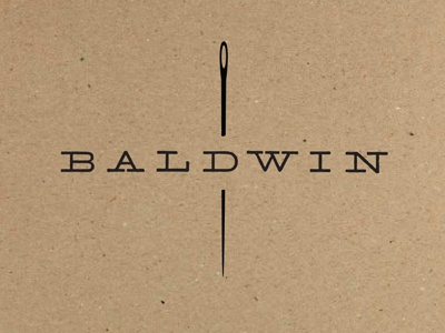 Baldwin Leather 02 identity and personal business