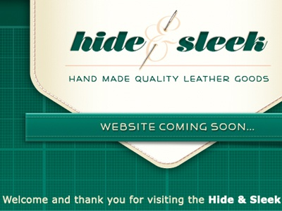 Hide & Sleek identity digital