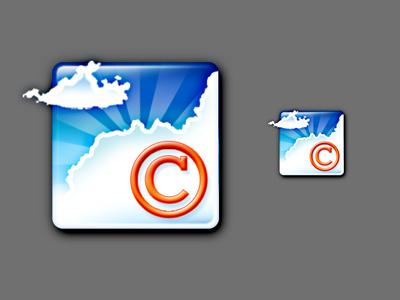 Code Circus Icon digital illustration icon