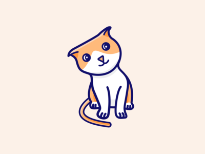 Crooked-headed Cat