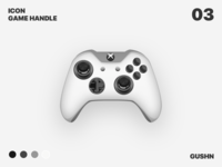 ICON_GAME HANDLE