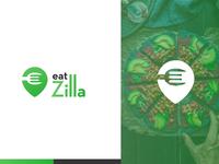 EatZilla - online food Delivery app logo