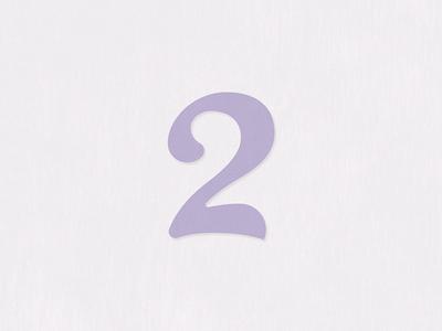 2 – 36 Days Of Type