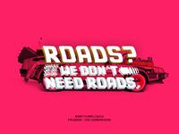 Dribbble Roads
