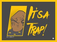 In Memory Of Admiral Ackbar