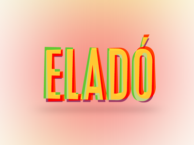 ELADÓ