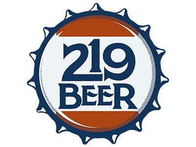 219 Beer Logo