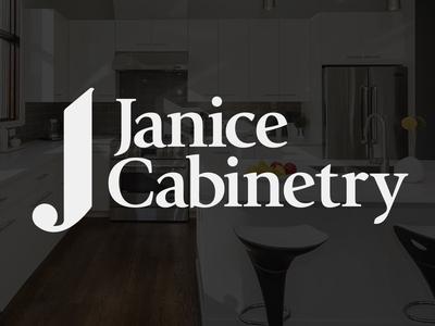 Janice Cabinetry Logo
