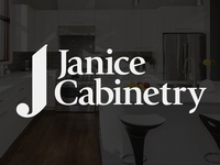 Janice Cabinetry Logo