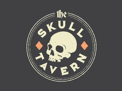 Skull Tavern Logo