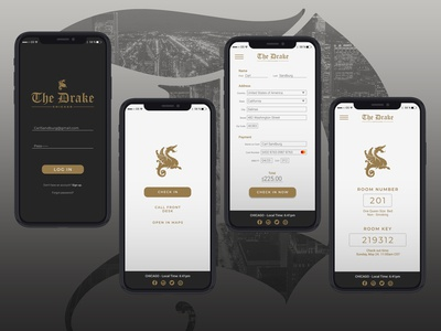 Hotel Check-In App