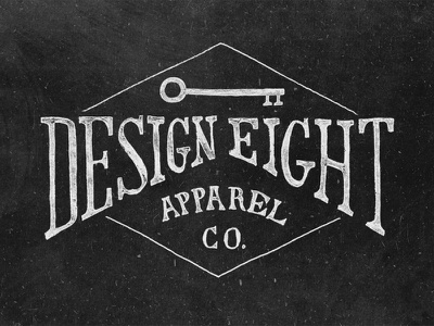 Design Eight | Skelly Tee lettering hand drawn illustration typography