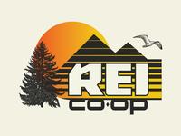 REI CO-OP 1980's