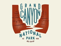 Grand Canyon NPS x REI Co-op Spring 18