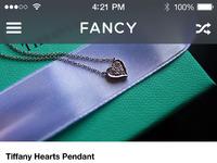 Fancy ios7 screen