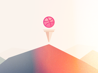 Dribbble Olymp reached