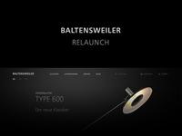 Baltensweiler – Relaunch