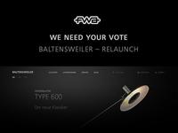 FWA - Baltensweiler Relaunch