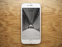 Free Showcase PSD – iPhone 6