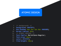 Atomic Design – Button
