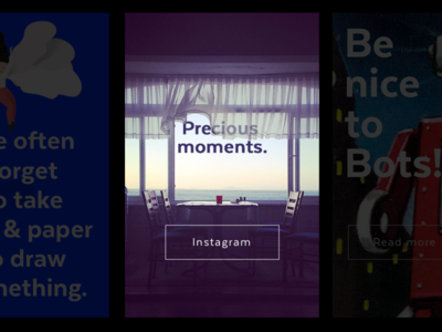 Precious Moments - New module for own website