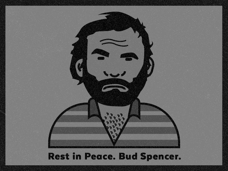 Bud Spencer bud spencer illustration spencer bud rip