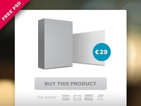 Free PSD Product Buy