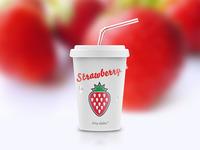 Juicy Shakes Strawberry