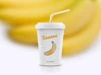 Juicy Shakes Banana