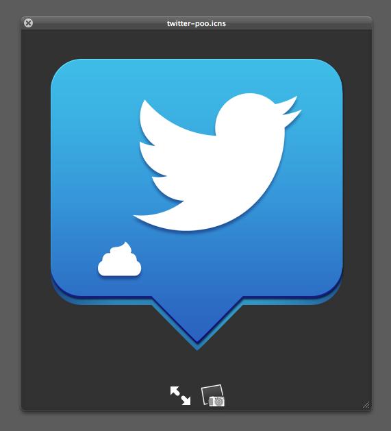 Twitter poo full