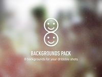 8 Backgrounds – Free download