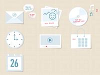Icons – Infographic - simyo