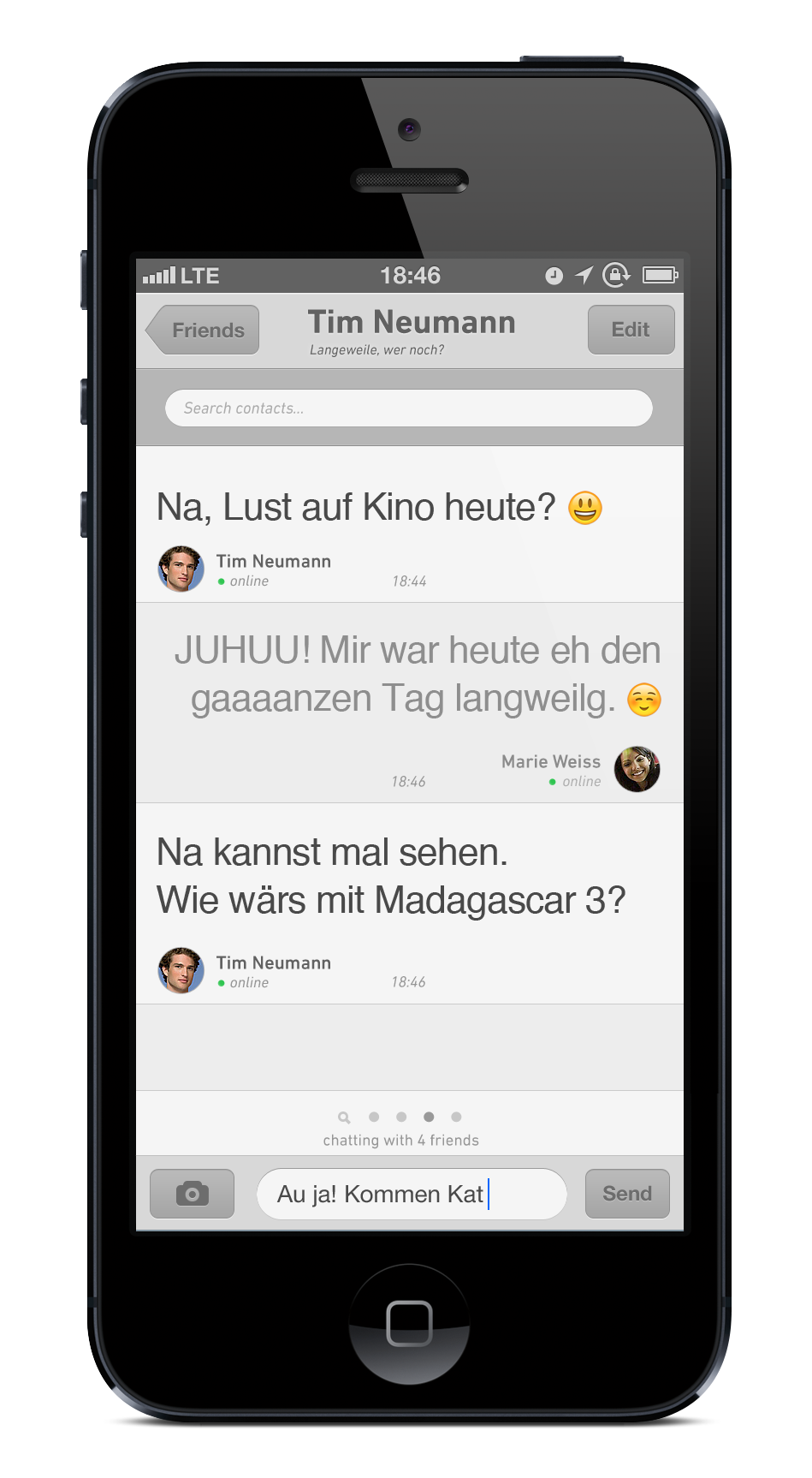 Chatapp iphone1b