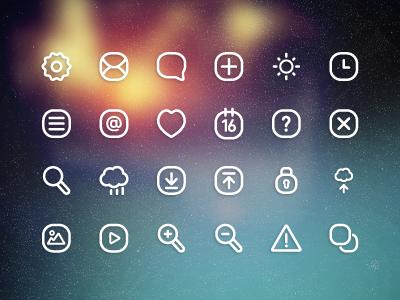 Icons v.2 – Free download illustrator ai psd download freebie free icon icons