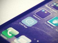 Chatapp ios icon iphone