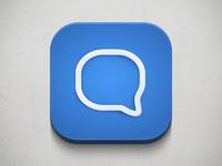 Chatapp ios icon