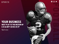 Make your Presence Chivalrous with a sporty Website